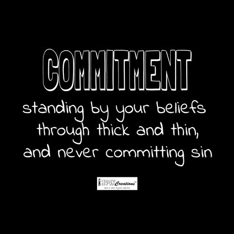 commitment rhyme picture