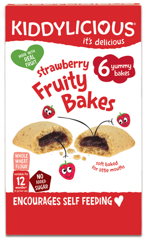 Strawberry Fruity Bakes - Case of 8 boxes