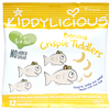 Banana Crispie Tiddlers - Box of 18 x 12g packs
