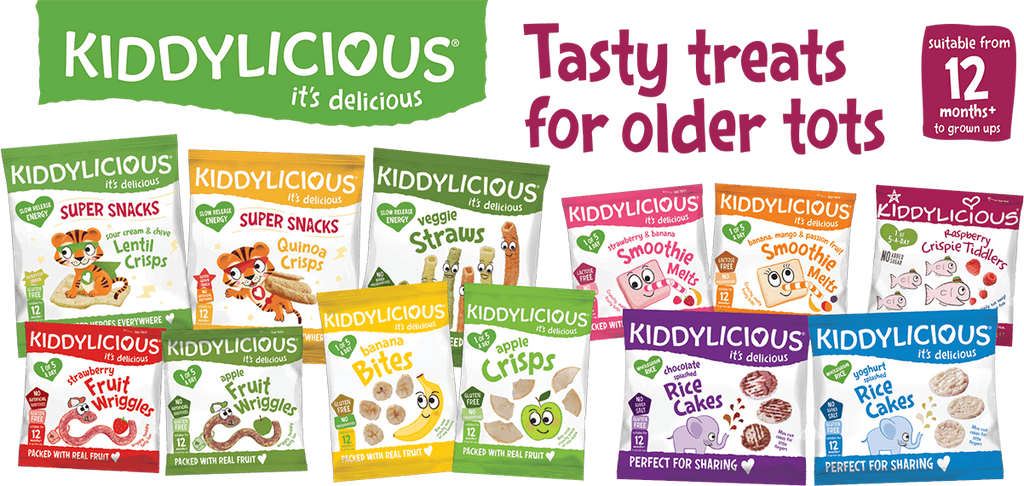 Tasty Treats for Older Tots