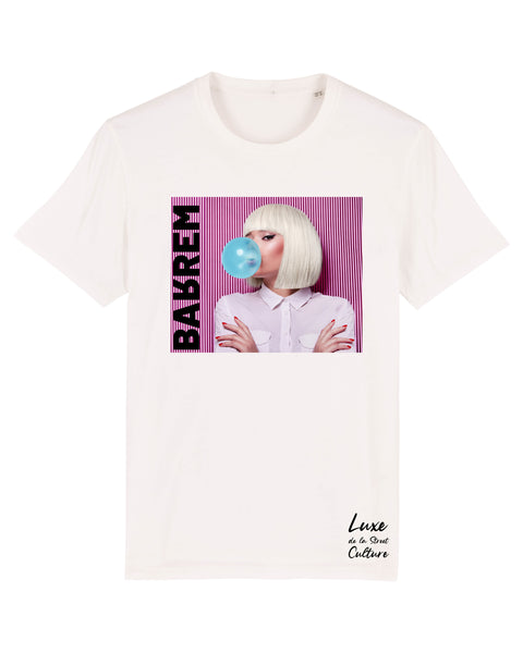 T-Shirt Barrem Bubble Gum