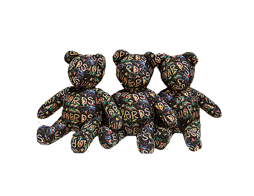 word teddy bears a sensory experience to promote creativity and communication skills