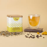 Ayurvedic wellness tea