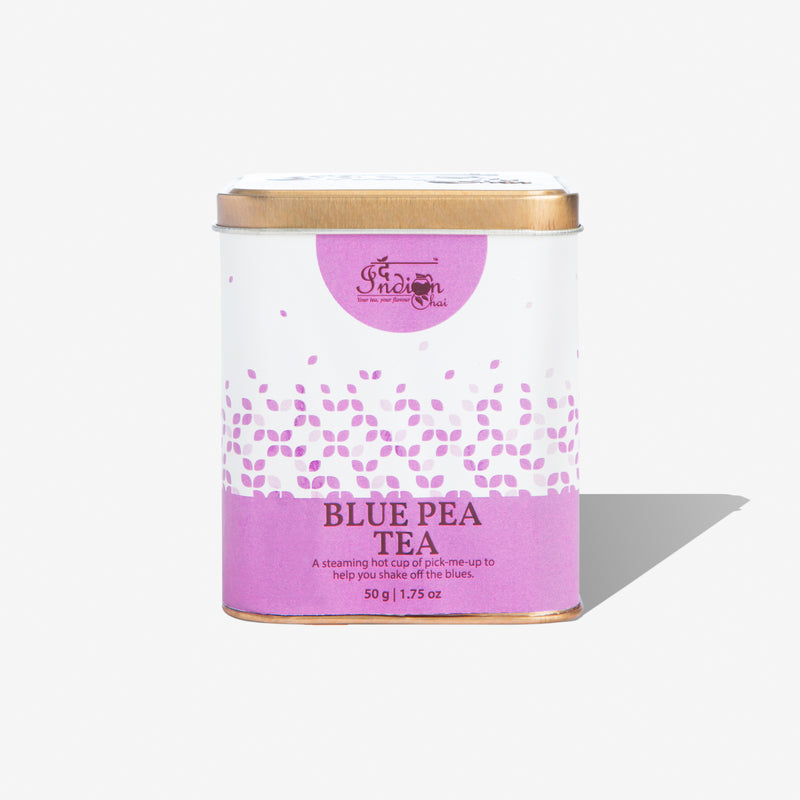 Blue pea tea