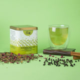Slimming healthy green tea