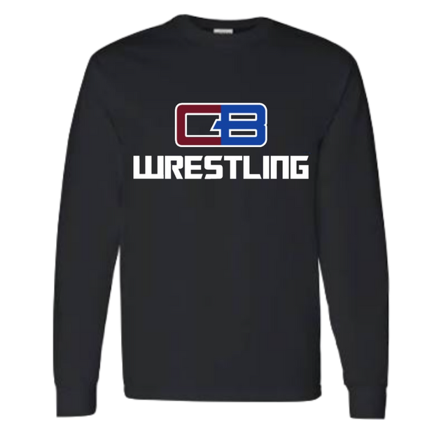 Crofton-Bloomfield Wrestling - Black Long Sleeve