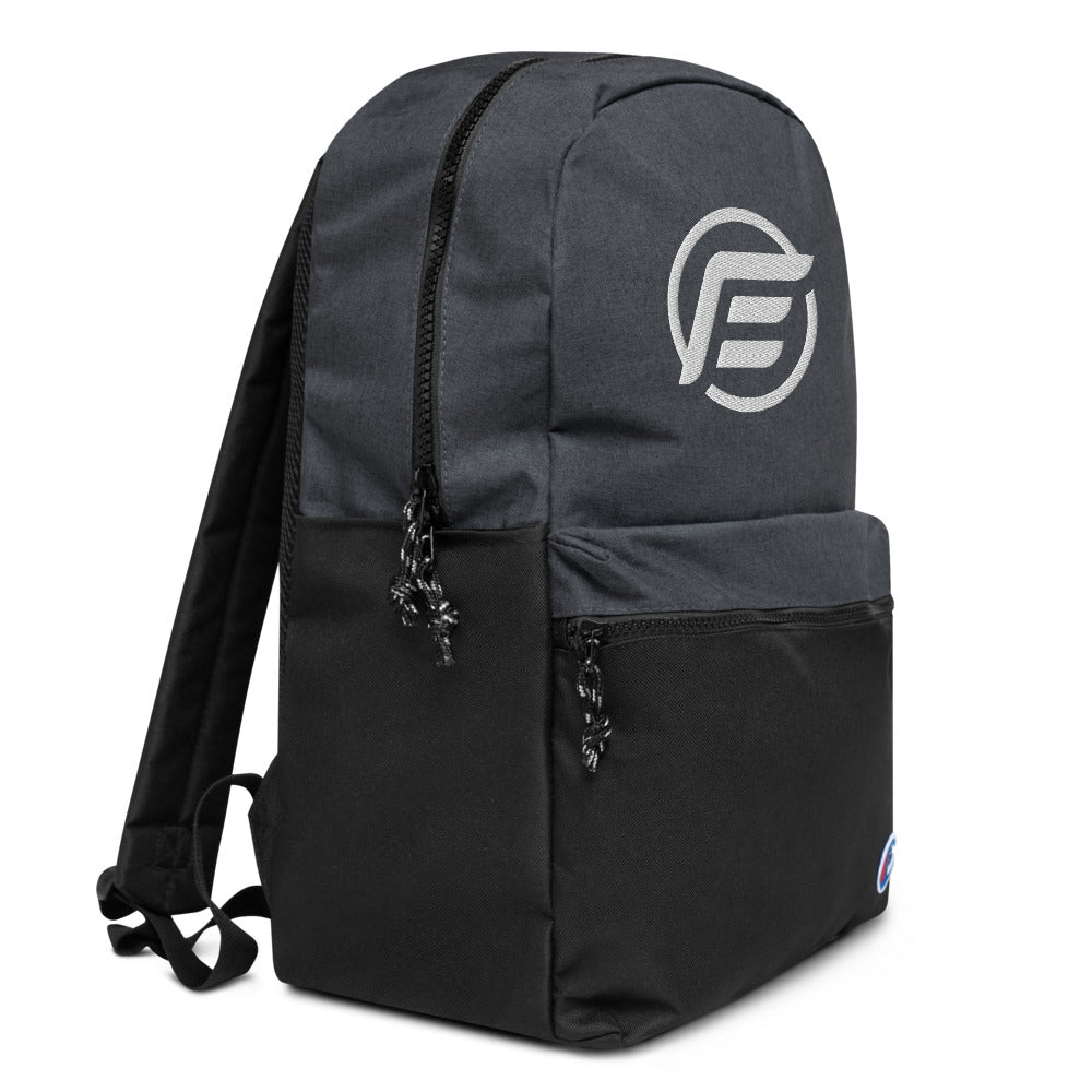Fanbrew Embroidered Champion Backpack
