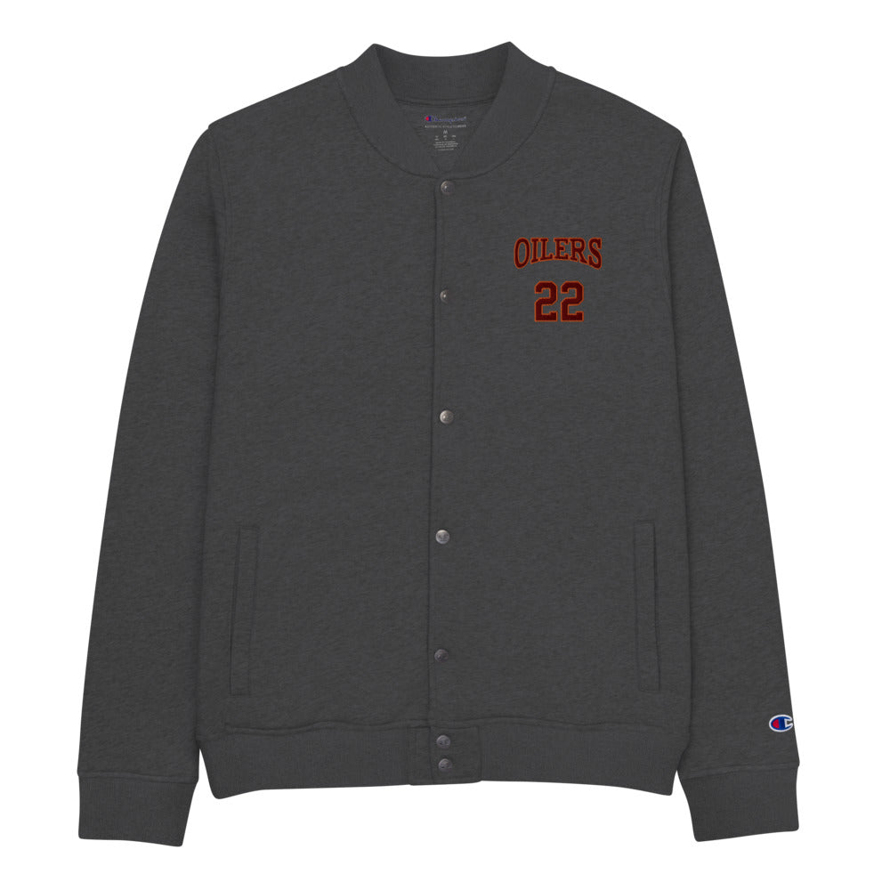 Richmond Oilers - Bomber Jacket