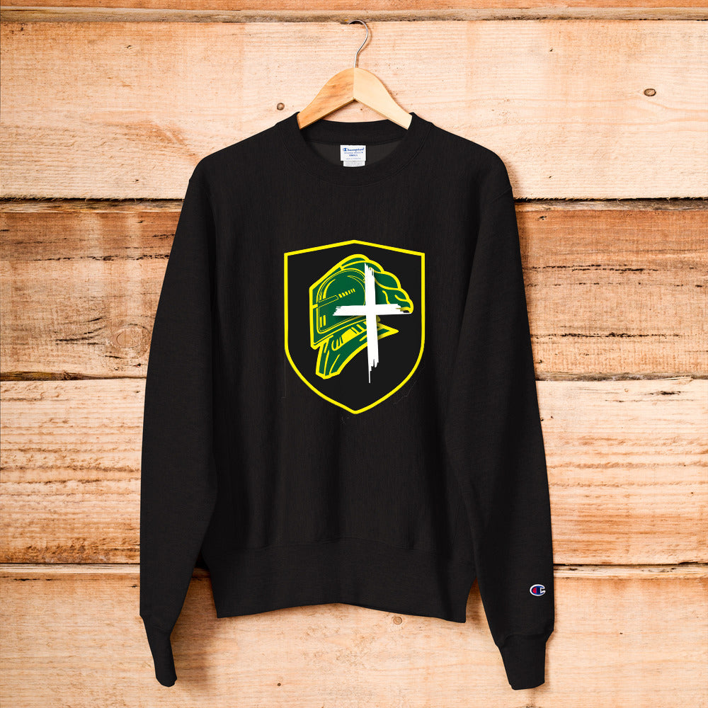 Archbishop Bergan - Champion Crewneck