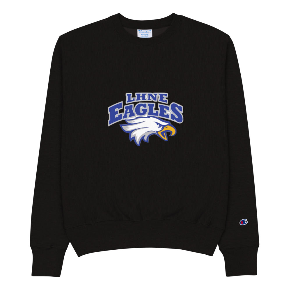 Lutheran High Northeast - Champion Crewneck