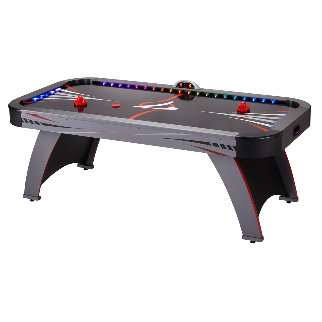 Fat Cat Supernova LED Illuminated Air Hockey Table