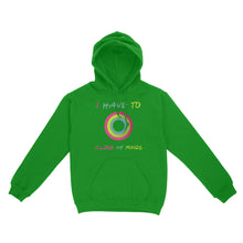 Load image into Gallery viewer, I Have To Close My Rings - Standard Hoodie