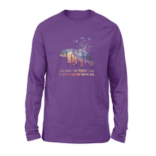 Load image into Gallery viewer, And Into The Forest I Go To Lose My Mind And Find My Soul - Standard Long Sleeve