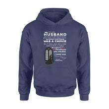 Load image into Gallery viewer, To My Husband Meeting You Was Fate - Standard Hoodie