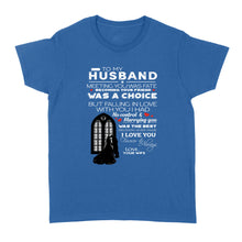 Load image into Gallery viewer, To My Husband Meeting You Was Fate - Standard Women's T-shirt