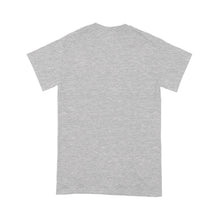 Load image into Gallery viewer, Unamasked, Unmuzzled, Unavaccinaated, Unafraid - Standard T-shirt
