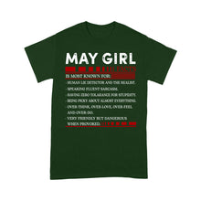 Load image into Gallery viewer, May Girl Facts - Standard T-shirt