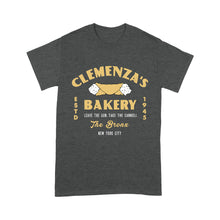 Load image into Gallery viewer, Clemenza's Bakery, Leave The Gun, Take The Cannoli - Standard T-shirt