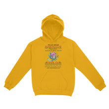 Load image into Gallery viewer, To My Dear Daughter-In-Law - Standard Hoodie