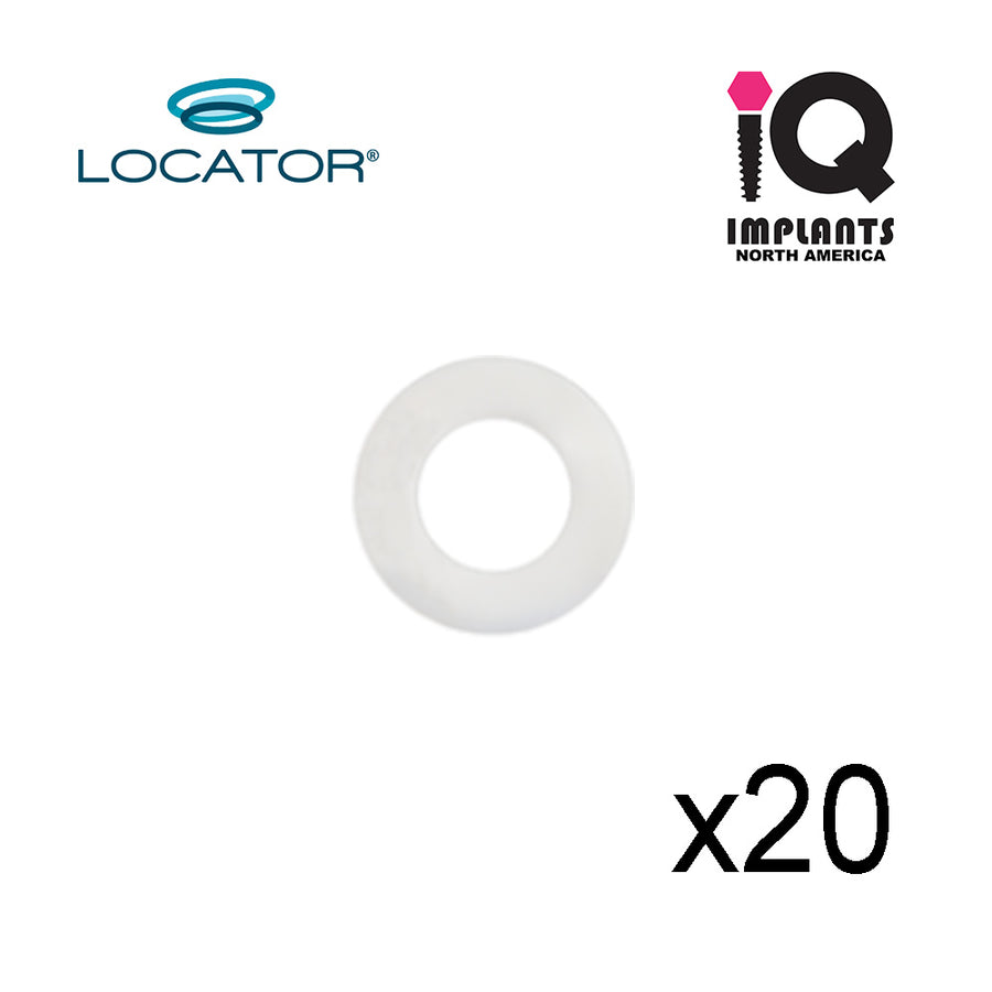 Zest LOCATOR® and LOCATOR R-Tx®  Block Out Spacer (20 Pack)