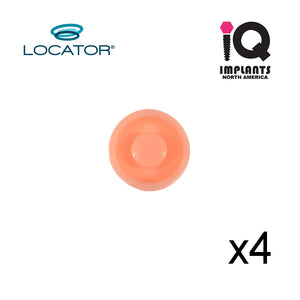 Locator Male Standard Light, Pink 3.0 lbs  (4 Pack)