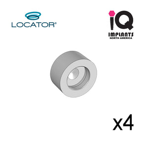 Locator Processing Spacer, 4pk