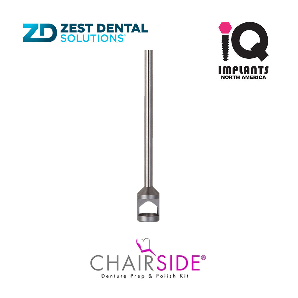 Zest CHAIRSIDE® Denture Cap Removal Trephine Bur, Final Pkg