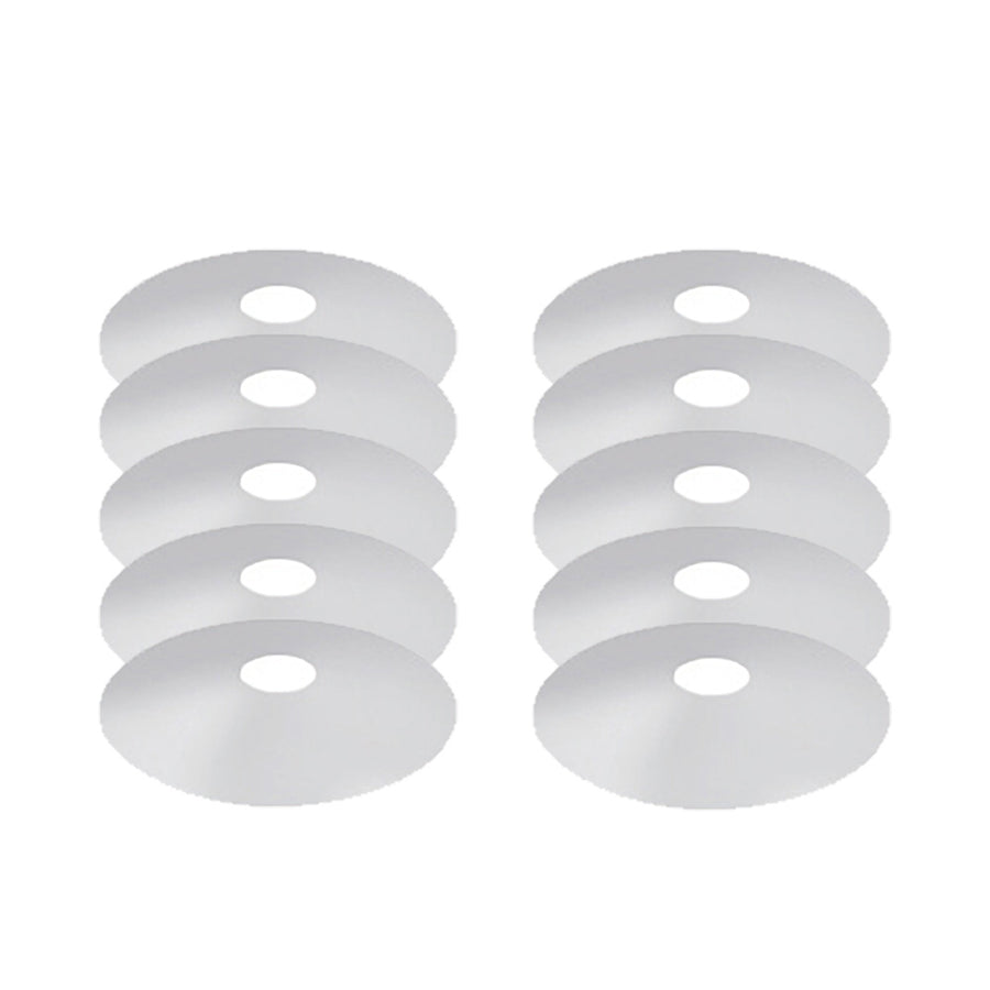 Protective Disc/Block Out Spacer for processing, 10-Pack