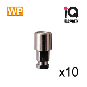 Implant Analog, WP (10 Packs)