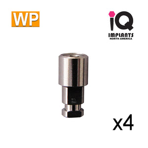 Implant Analog, WP (4 Packs)