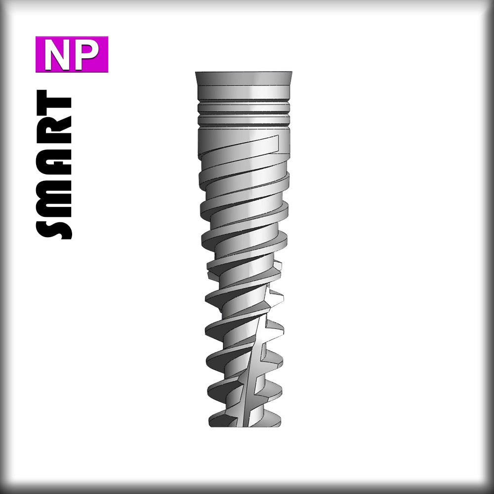 Smart Implant NP (Narrow Platform)