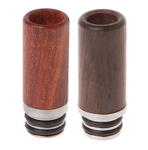 Load image into Gallery viewer, Wooden 510 Long Drip Tip luxury Quality lovely feeling by CVSvape