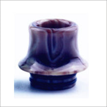 Load image into Gallery viewer, 810 Drip Tip Wide bore Hat shaped multicoloured by CVSvape