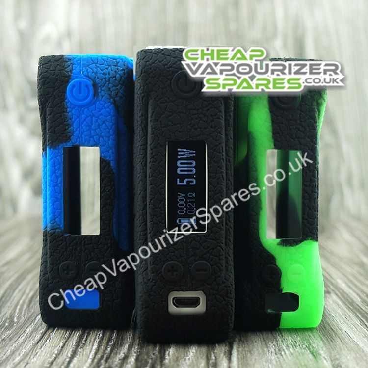 CKS Dagger 80w TC Box Mod silicone case cover skin by CVSvape