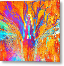 Load image into Gallery viewer, Phoenix Rising - Metal Print
