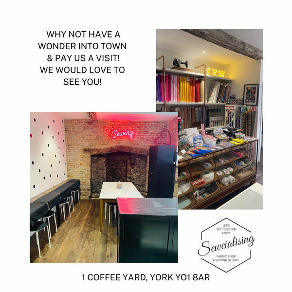 York Fabric Shop and Sewing Studio
