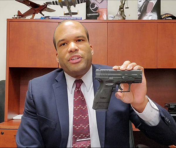 A live, one-on-one telephone conference with Attorney Eric Puryear to discuss firearms and self defense law in Iowa or Illinois