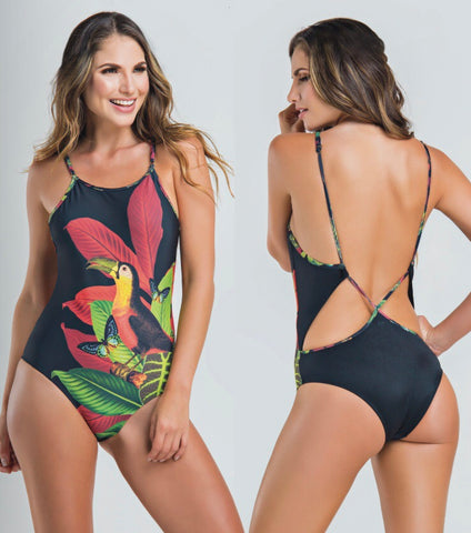 Midnight Forest One Piece