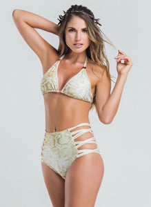 Python Delight High Waist