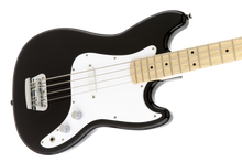 Load image into Gallery viewer, Squier Bronco™ Bass, Maple Fingerboard, Maple Fingerboard, Black