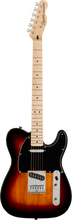 Load image into Gallery viewer, Squier Affinity Series™ Telecaster®, Maple Fingerboard, Black Pickguard, 3-Color Sunburst