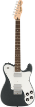 Load image into Gallery viewer, Squier Affinity Series™ Telecaster® Deluxe, Laurel Fingerboard, White Pickguard, Charcoal Frost Metallic