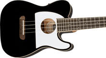 Load image into Gallery viewer, Fender Fullerton Tele® Uke, Black