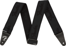"Load image into Gallery viewer, Fender WeighLess™ 2"" Running Logo Strap"