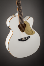 Load image into Gallery viewer, Gretsch G5022CWFE Rancher™ Falcon, Jumbo, Electric, Fishman® Pickup System, White