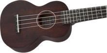 Load image into Gallery viewer, Gretsch G9100-L Soprano Long-Neck Ukulele with Gig Bag, Ovangkol Fingerboard - Vintage ...