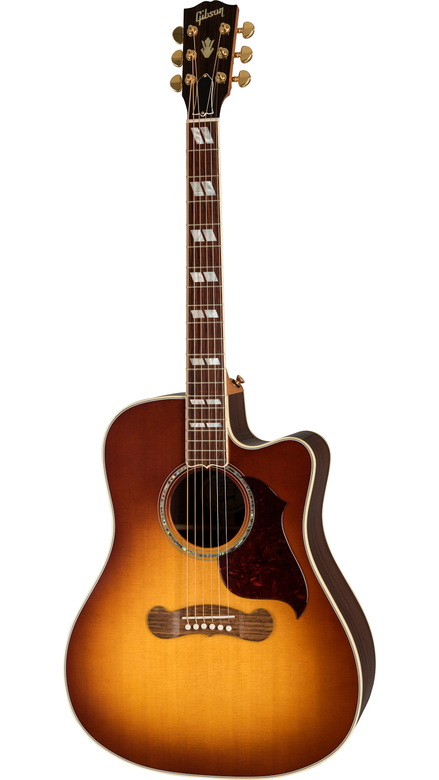 Gibson 2019 Songwriter Cutaway - Rosewood Burst with case