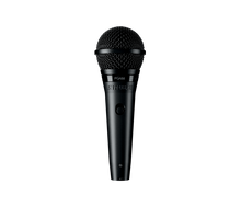 Load image into Gallery viewer, SHURE PGA58 Cardioid Dynamic Vocal Microphone w/ XLR Cable