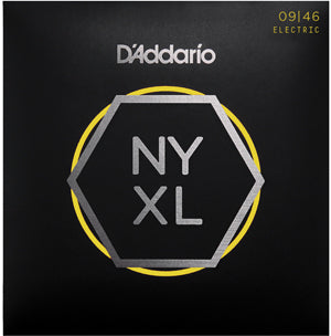 D'Addario NYXL0946 Super Light / Regular Electric Guitar Strings