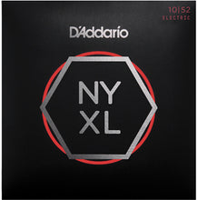 Load image into Gallery viewer, D'Addario NYXL1052 Light Top Heavy Bottom Electric Guitar Strings